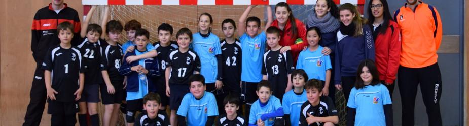 El Benjamí aconsegueix guanyar el primer partit del 2016