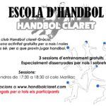 thumbnail_CARTEL DE HANDBOL CLARET